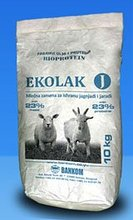 Ekolak J - Milk replacement for lamb and kid nutrition