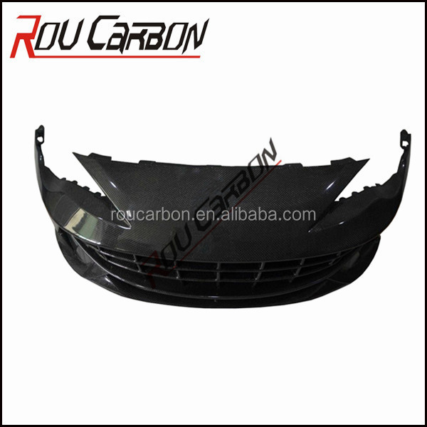 Front Bumper for Toyota 86 GT86 FT86 ZN6 BRZ JDN Style carbon fiber car parts productions line