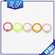 wholesale charm colored nose ring