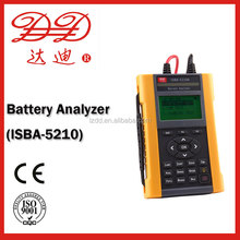 Car battery capacity voltage discharge resistant tester
