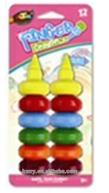 12ct Finger Crayons A0034