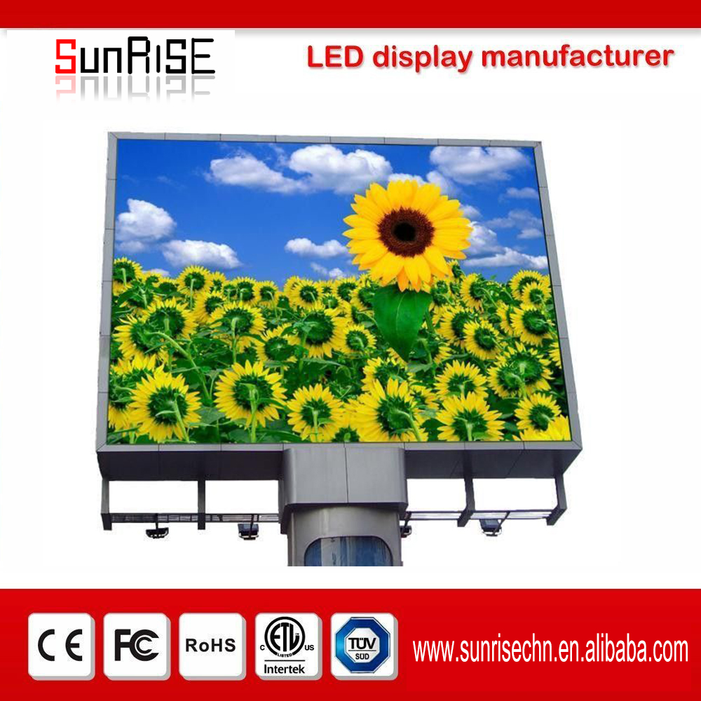 National star 3535 outdoorpP6 P8 P10 SMD waterproof outdoor led display