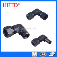 HETD Hydraulic Rubber Hose Fitting 90 BSP Female Multi Seat Hose Fittings Hydaulic Parts 22191