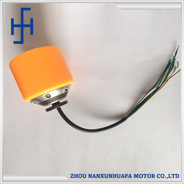 electric wheel hub motor 24V brushless ac motor