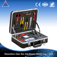 Fiber Optic Mechanical Splice Tool Kit No Need Fusion Splicer to do Splicing Job
