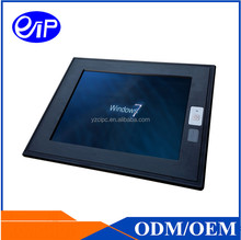 10.4 inch Industrial panel pc with Intel 1037U/J1900 HM65 chipest Multi-point capacitive touch screen panel pc