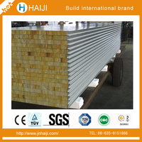 Lightweight thermal insulation from factory cold room insulation pu sandwich wall panel