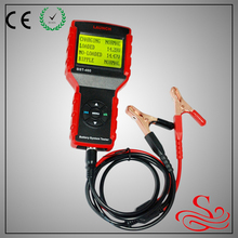 Battery Tester for car/auto with printer in digital design with 12V/24V,digital battery tester