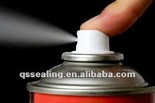 aerosol spray products packing