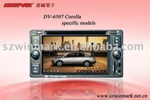 7 inch special Car DVD player with GPS for Toyota-Crown