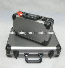 Rugged tool case hold the tools with K shape aluminum frame