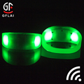 New Event & Party Multicolor Led Bracelet Light Up Silicone Bracelet