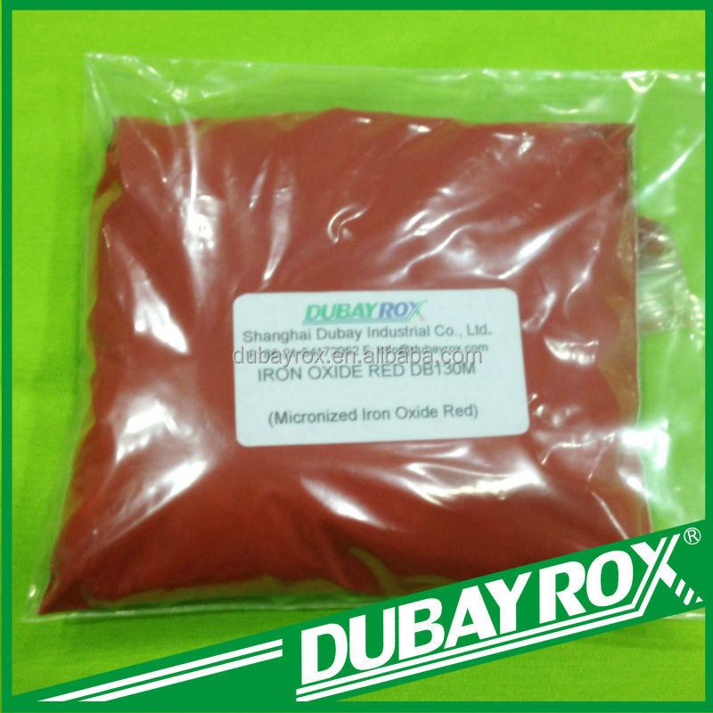 Iron Oxide Red Pigment for Enamel Pigment Good Inorganic Pigments