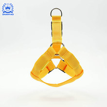 Fashion Popular Nylon Led light Hot Sales Harness For Pet Dog And Cat