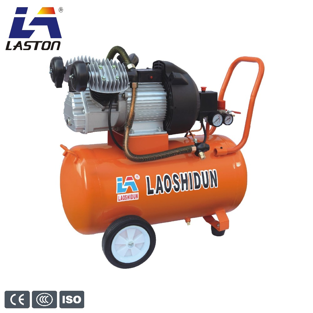 3HP 50L Direct Driven PORTABLE OIL LUBRICATION air compressors LAV-3050