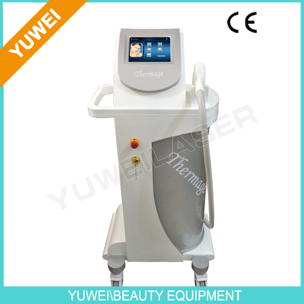 Portable handheld rf machine/wrinkle removal facial massage machine