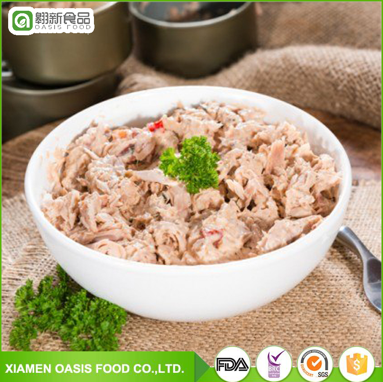 Wholesale China canned tuna fish container