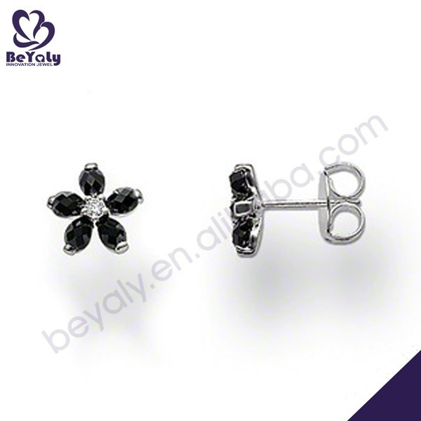 wholesale silver jewelry custom free seed bead earring designs