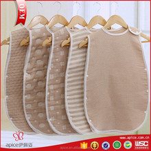 Hot Sales Super Soft Organic Cotton Baby Sleeping Bag