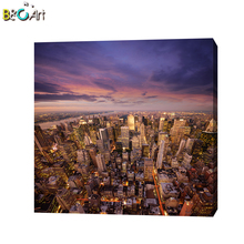 2017 manufacturers sell new york aerial view photo canvas art prints cheap china
