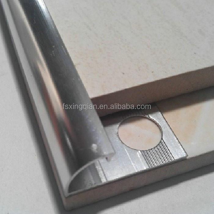 hei er verkauf aluminium kantenschutz metall fliese schneiden ecken teile der pozellan produkt. Black Bedroom Furniture Sets. Home Design Ideas