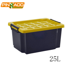 Custom Excellent Quality Waterproof Heavy Duty Handle Mini Small Hard Plastic Carrying Tool Case Box