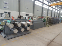 China twine rope production line supplier offer PP split film extrusion line