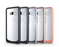 latest 5g mobile phone cover for samsung S8 ultra thin clear tpu bumper case for samsung s8