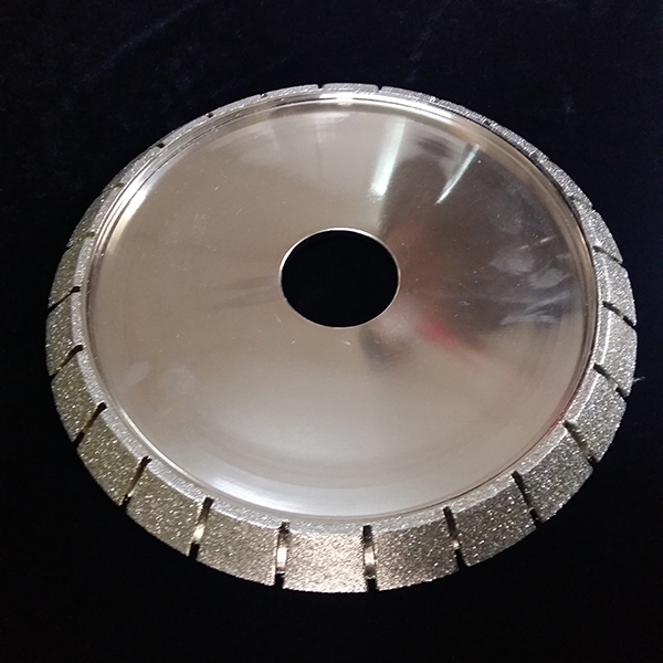 Promotional standard diamond profile wheel