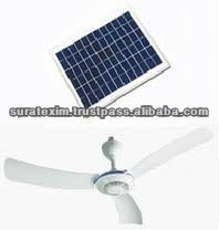 Solar BLDC Ceiling Fan of 900mm