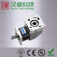 Hollow shaft right angle gearbox planetary gear box