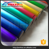 Wholesale1.52*20m Size PVC Material Newest Brushed Matte Chrome Metallic Car Wrap Vinyl