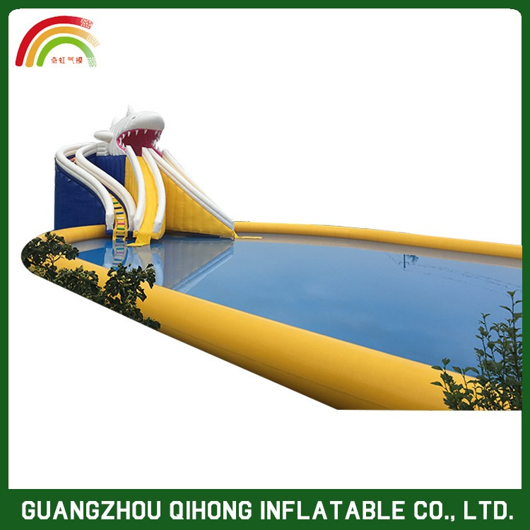 Commercial Customized Floating Water Parks
