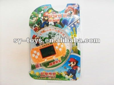 Super Mario game machine
