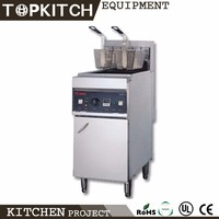 CE Certificate Approved Long Life Time Good Warranty Commercial Multipurpose Deep Fryer