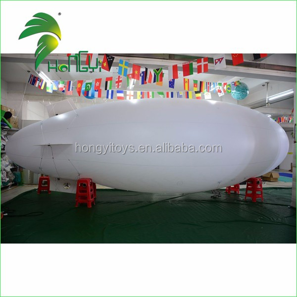 Inflatable Remote Control Airship (3)