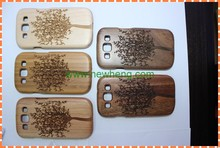 new design Natural wooden case for samsung galaxy s3 i9300