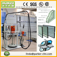 window glass making machine insulating glass double glazed window machine