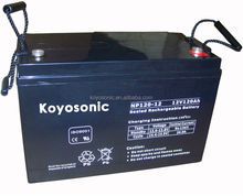 120AH 12V and UPS used batteries NP120-12