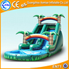 Lastest craze cheap inflatable water slides,used commercial water slides