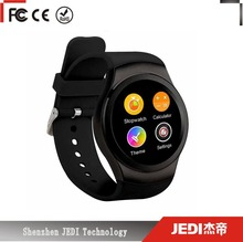 No.1 G3 1.3inch smartwatch full round screen smart watch G3 watch phone for ios and android bluetooth_MO1404