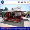 Shipping container cafe Mobile cafe bar design and food Kiosk booth container modular kitchen coffee for sale