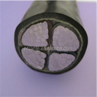 Low Voltage 35mm Armored Aluminum Conductor Power Cable