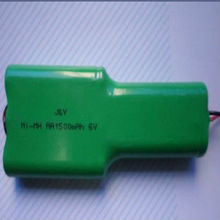 ni-mh battery baby monitor aa 1500 battery 6v hearing aid batterie