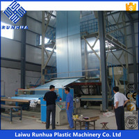 Three Layer COEX PE agricultural greenhouse plastic film blowing machine