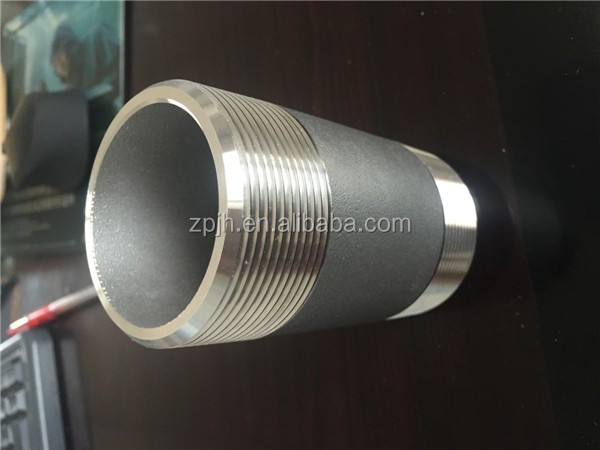 Forged 4 inch stainless steel pipe fitting nipples