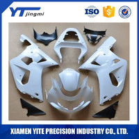 Brand New Motorcycle ABS Plastic Unpainted Polished Needed Injection Mold Bodywork Fairing Kit Set