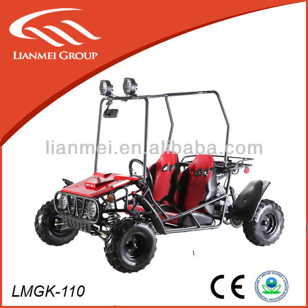 110cc gokart buggy for kids with ce,epa