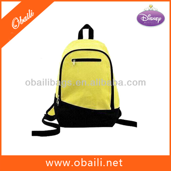 Simple 600D Promotional Backpacks