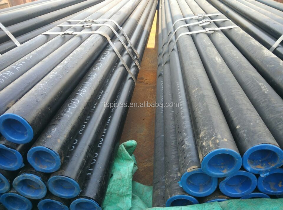 Made-in-China seamless carbon steel pipe for boiler use